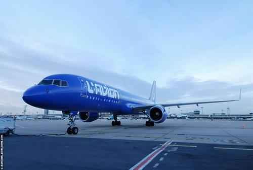 L'Avion ouvre une nouvelle liaison avec New York le samedi