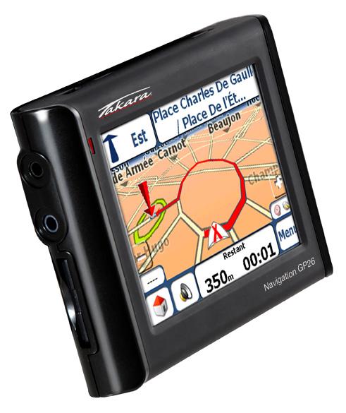 Takara, un GPS sous la barre des 100 euros