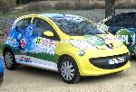Butagaz fait carburer ses troupes au GPL sur le Rallye de Monte-Carlo