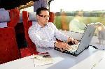 Les voyageurs du Thalys peuvent désormais surfer à très grande vitesse