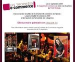 """Rachel Marouani (Sephora), élue """"Personnalité e-commerce"""" de l'année 2009"""