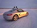Conduite sur glace en Laponie avec Cap Maitrise