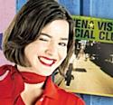 Emma, porte-parole de Toshiba