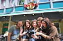 Team building musical chez Hard Rock Cafe