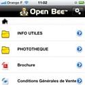 Open Bee lance une appli pour les commerciaux nomades