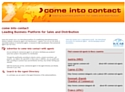 Ouverture d'un site web international pourles agents commerciaux