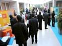 Job meeting Groupama-Gan à Paris, en2011.
