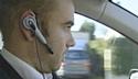 63% des salariés téléphonent en voiture