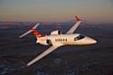 L'avion d'affaires Bombardier Learjet 40 XR