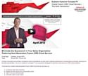 Customer Concepts TV, l'émission de la société Oracle sur le Web.