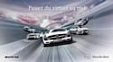 Mercedes propose à ses clients et prospects de piloter des véhicules sur circuit.