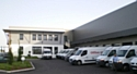 Les entrepôts d'Office Depot Business Solutions à Saint-Priest, près de Lyon.