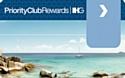IHG a lancé le jeu-concours Priority Club Rewards Sweepstakes.