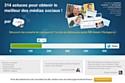 La mise en ligne du nouveau site de Salesforce sera effective au 500e tweet faisant référence au site.