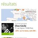 LaFourchette s'invite sur Windows Phone