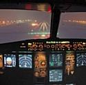 Le simulateur de vol sur Airbus A320 d'AviaSim.
