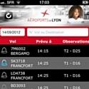 Aéroports de Lyon améliore son appli mobile