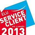 Élu Service Client de l'Année: lepalmarès 2013