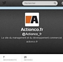Suivez Actionco sur Twitter!