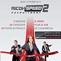 Ricoh recrute 30 commerciaux via un 'speed recruitement'