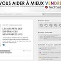 Mieuxvendreblog.fr, le nouveau blog de Techsell.