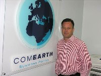 Comearth s'implante en Russie