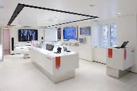 SFR conjuge lieu de vie et espace de vente
