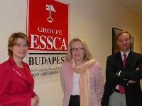 L'Essca souffle ses 15 bougies de présence à Budapest