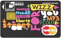 La Bred Banque Populaire lance une carte de paiement prépayée et rechargeable pour les 12-17 ans