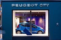 Peugeot peaufine ses points de vente