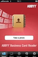 Numérisez vos cartes de visite sur smartphone