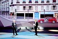 Ford fait son show autour de la Focus
