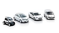 Renault : plein phare sur la gamme zéro émission