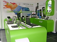 Un revendeur Acer ouvre son premier point de vente 100 % dédié à la marque