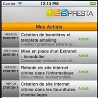 123Presta sort une appli pour répondre aux appels d'offres
