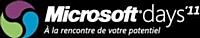 Dell participe aux Microsoft Days