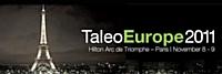 Taleo réunit ses clients européens à Paris