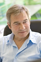 Michel Marcombe, directeur commercial de Web Enseignes