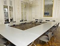La Rochelle: un hôtel rassemble voscommerciaux dans une salle classée