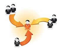 Rechercher un emploi via les réseaux sociaux, uneréalité pour18%descadres