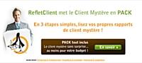 RefletClient propose une prestation devisites mystères