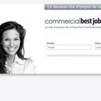 Commercial-bestjob.com, un nouveau site d'offres d'emploi pour les commerciaux