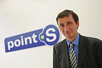Christophe Rollet, dg de Point S