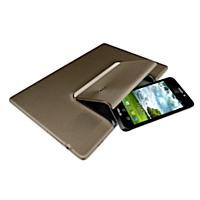Le Padfone d'Asus, à la fois un smartphone, une tablette et un netbook