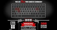 Nissan organise une course d'endurance en ligne.