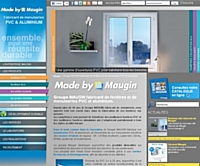Maugin repense son site web pour ses distributeurs