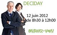 Happly organise le Deciday à Strasbourg, le 12 juin 2012.