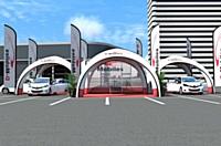 CPM France et CEC Conseil ont créé les centres d'essais automobiles itinérants D-Mobiles.