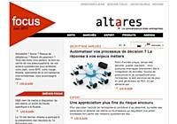 Le site d'Altares