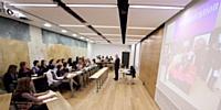 Des chercheurs assurent une partie des cours proposés dans le cadre du master.